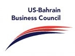 US-Bahrain Business Council logo.
