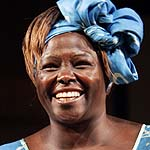 Wangari Maathai.