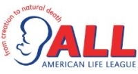 American Life League logo.