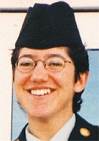 Private Alyssa Peterson.