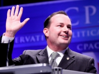 Senator Mike Lee (R-UT).