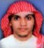 Abdulaziz Alomari in a video released in 2002.