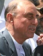 Ali Jan Orakzai.
