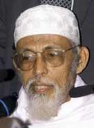 Abu Bakar Bashir.
