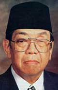 Abdurrahman Wahid.