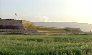 Qala-i-Janghi fortress.
