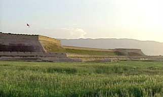 Qala-i-Janghi fortress.