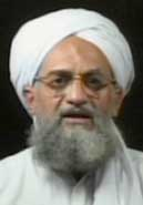 Ayman al-Zawahiri announcing a link-up between al-Qaeda and Al-Gama'a al-Islamiyya.
