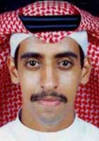 Ahmed Alghamdi.