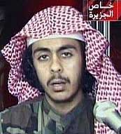 Saeed Algahdmi, in a video apparently made in December 2000.