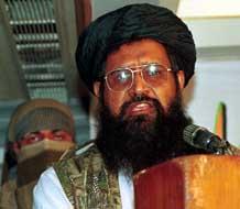 Maulana Fazlur Rehman Khalil.