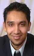 Nafeez Mosaddeq Ahmed.