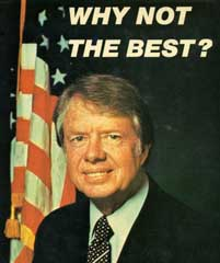 Jimmy Carter's pre-election autobiography.
