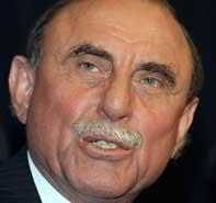 Ali Jan Orakzai.