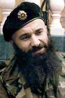 Shamil Basayev.
