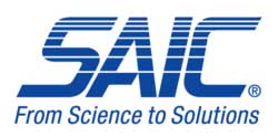 SAIC logo.