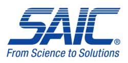 SAIC logo.
