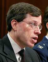 9/11 Commission Executive Director Philip Zelikow in April 2004.