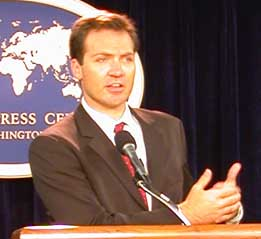 Deputy Homeland Security Adviser Richard Falkenrath.