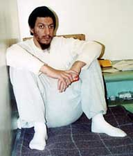 Zacarias Moussaoui claimed that Richard Reid (above) was to have helped him hijack a fifth plane on 9/11.