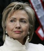 Senator Hillary Clinton.