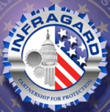 InfraGard logo.
