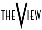 The logo of 'The View.'