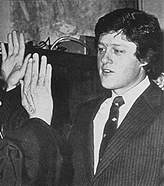 Law professor and House candidate Bill Clinton.